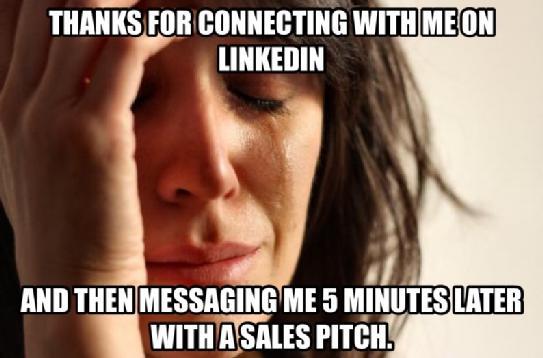 linkedin engagement fail